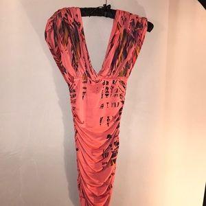 Sexy mid thigh dress